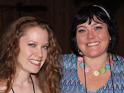Maryse and Kathy Love