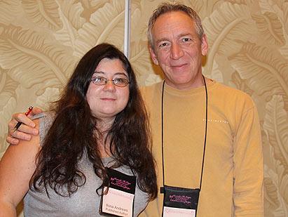 Ilona Andrews & Mark Del Franco