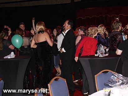 Dancing at the Vampire Ball